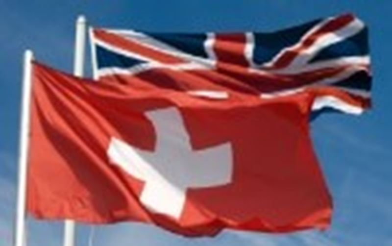 Kumulation mit EU und Türkischen Vormaterialien im Abkommen CH - UK ab sofort wieder möglich