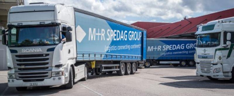 Auch im Westen gibt es neue FZV Mitglieder - M+R Spedag Group AG tritt dem Aussenhandelsnetzwerk bei!